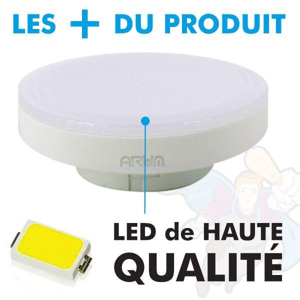 Ampoule LED GX53 7W