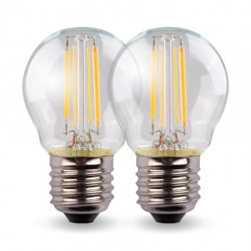 Ampoule LED 4,5W E27 LED G45