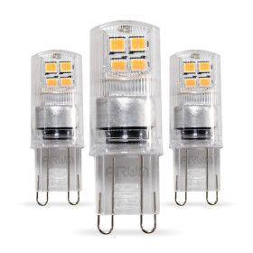 Lot de 5 Ampoules LED G9 1.9W Equivalent 20W