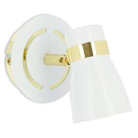 Applique HAMPTON 1 Spot GU10 Blanc Mat