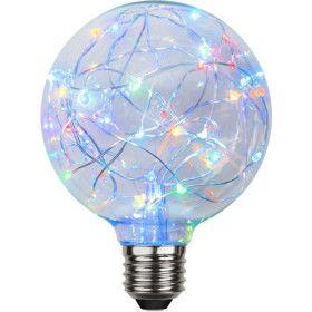 AMPOULE LED MICRO LED MULTI COULEURS RGB GLOBE