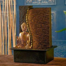Fontaine Bouddha Jati