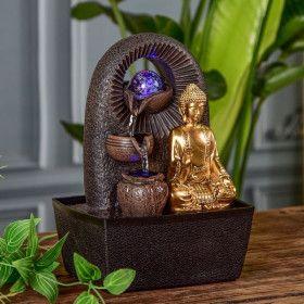 Fontaine Bouddha Bhava