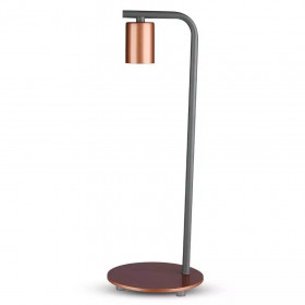 Lampe de table Design Metal E27