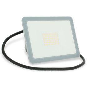 Projecteur LED 30W Gris Extérieur IP65 ExtraPlat