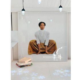 Guirlande LED Projecteur Flocons