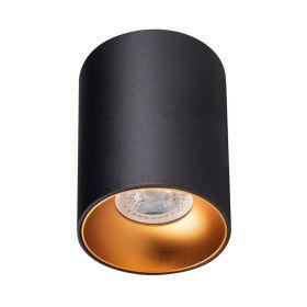 Spot GU10 RITI Design Noir