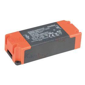 Transformateur LED 0-15W 12V DC