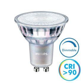 Ampoule LED GU10 Dimmable CRI90 4.9W 380 Lm Eq 50W
