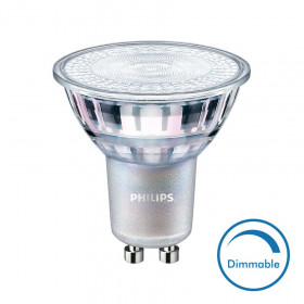 Ampoule LED GU10 Dimmable 5W 365 Lm Eq 50W