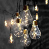 Guirlande déco 10 ampoules micro LED