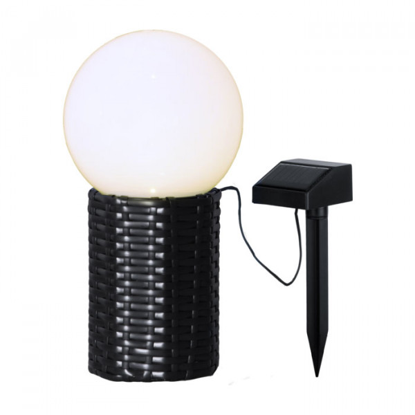 Lámpara LED Globo RATTAN 29cm