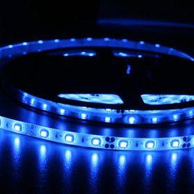Strip led Bleu résiné 5 Mètres 300 Led