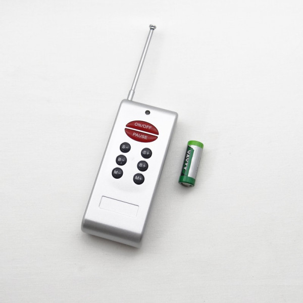 Controleur RGB 12/24V Dc 10A avec télécomande radio