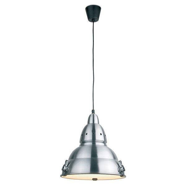 SIRIA Lampe suspension aluminium
