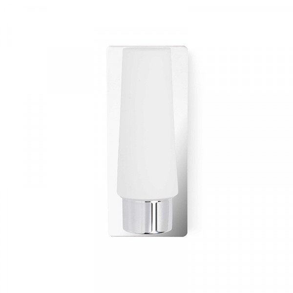 DOKA-1 Lampada da parete cromata