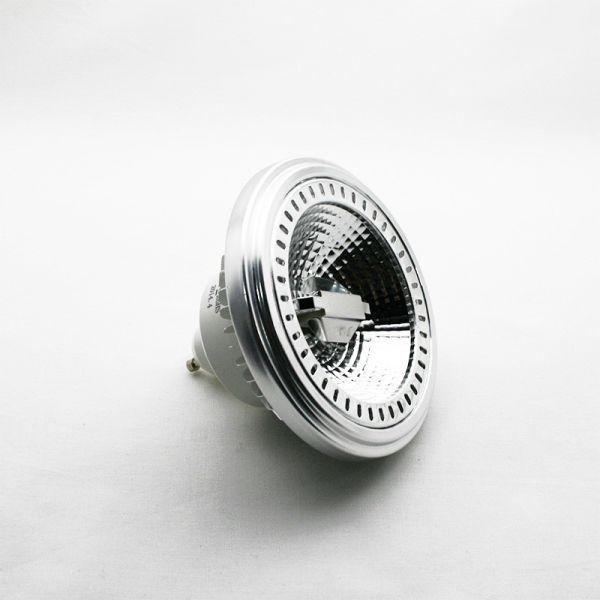 Faretto a LED AR111 bianco freddo 12W GU10