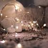 Guirlande sur piles micro led