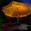 Guirlande solaire multicolore 5 mètres