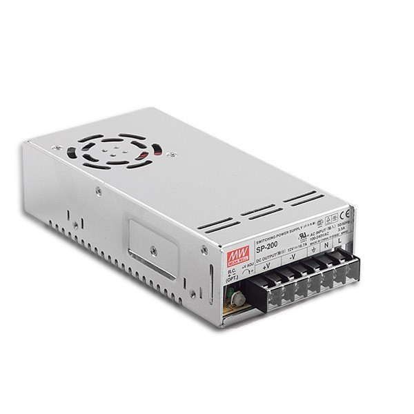 Transformateur pro 200W 24V DC