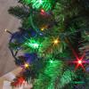 Guirlande flicker 128 Leds Multicolore