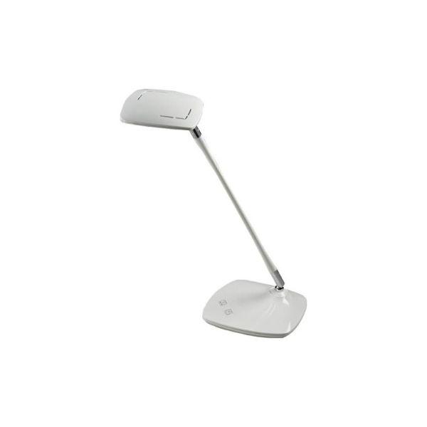 Lampe de bureau LED blanche 8W