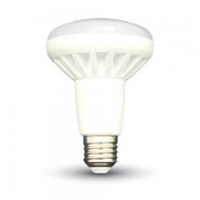 Ampoule LED 10W R80 Blanc chaud