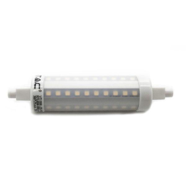 Ampoule LED R7S Slim 10W 4000K 118mm