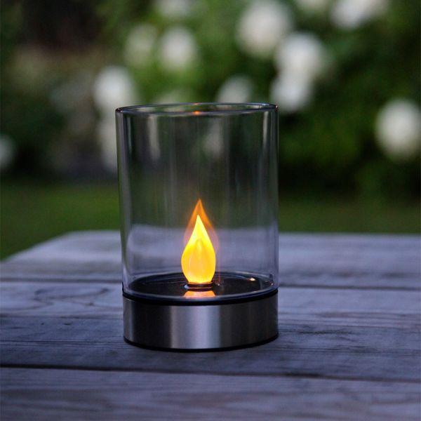 bougie table lanterne solaire eclairage design. Black Bedroom Furniture Sets. Home Design Ideas