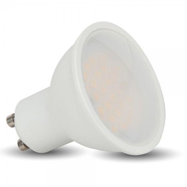 Spot LED GU10 5W Blanc chaud