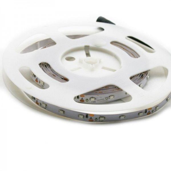 Tira de LED 5Mètres SMD3528 - 60LEDs Blanco cálido IP20