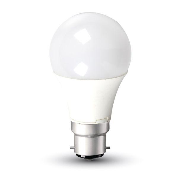 Ampoule LED B22 9W Blanc chaud