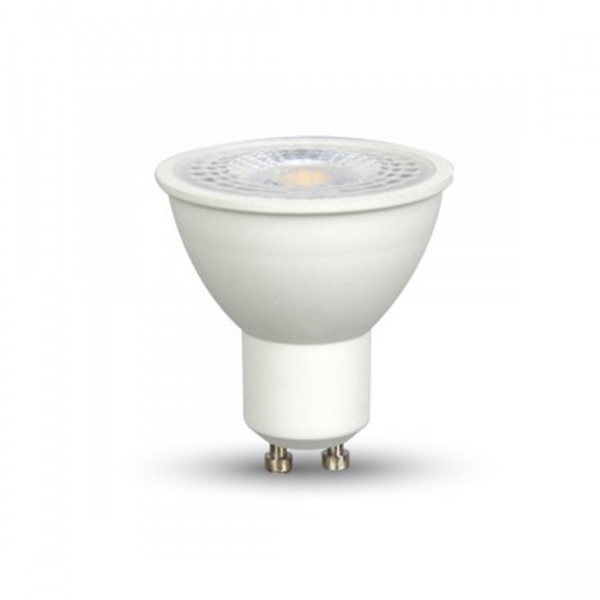 Spot LED GU10 7W Blanc chaud