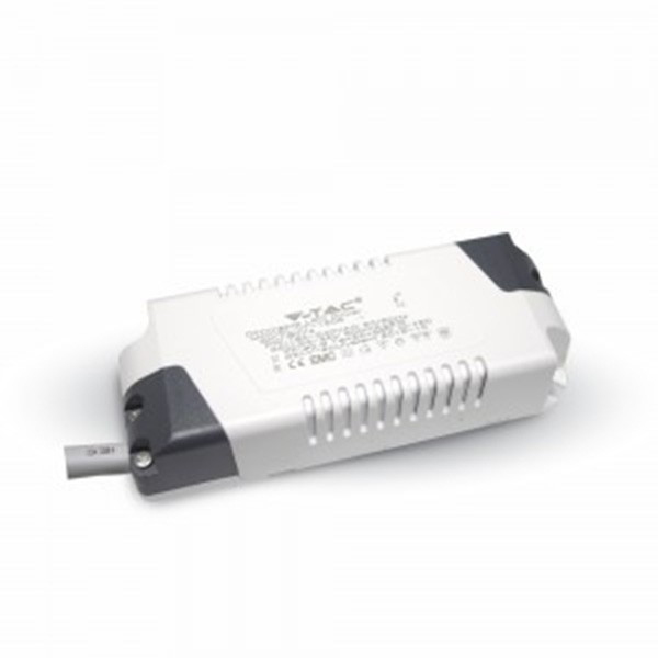 12W EMC Dimmable Driver pour pannel rond
