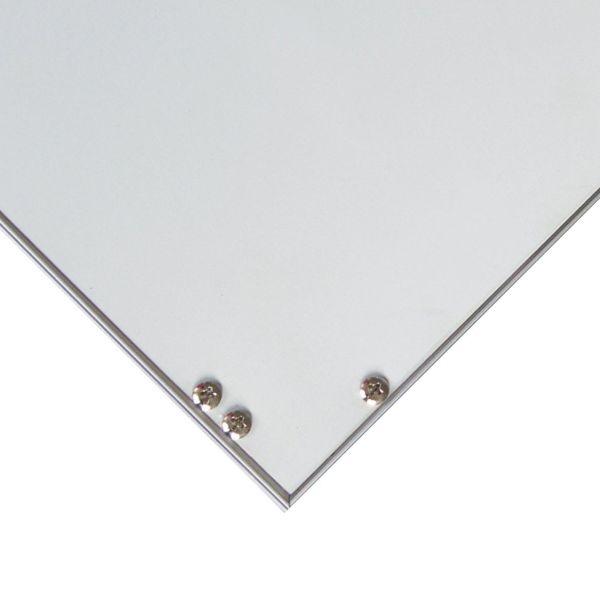 Dalle LED 40W 60 x 60cm 4000K blanc naturel