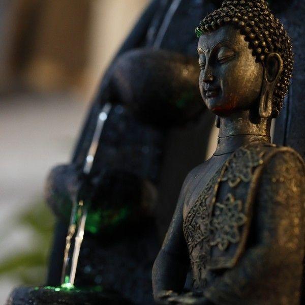 Fontaine Bouddha Harmonie
