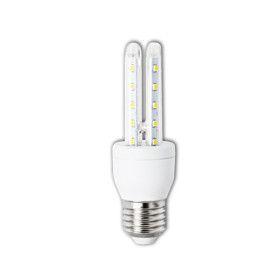 Ampoule LED E27 T3 2U 6W