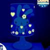 Lampe phospho Lapin