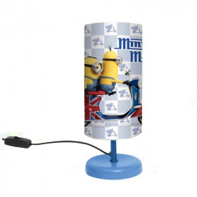 Lampe de chevet MINION et Scooter UK