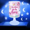 Lampe Projection Au Clair de la Lune