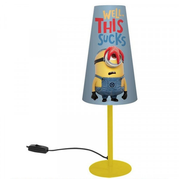 Lampe de chevet Well This Sucks MINION