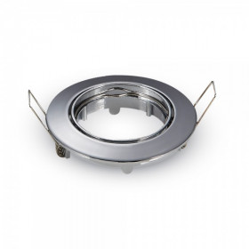 Spot orientable Chrome 82mm