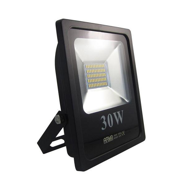 Projecteur LED Graphite 30W IP65 4500K