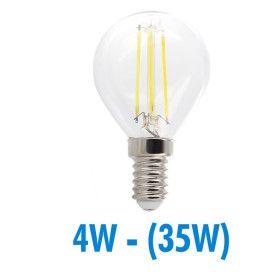 Ampoule Led 4W (35W) E14 Filament Bulb claire