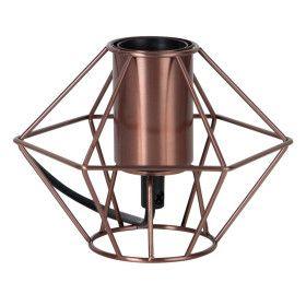 Lampe à poser déco EDGE LAMP HOLDER 15 CM
