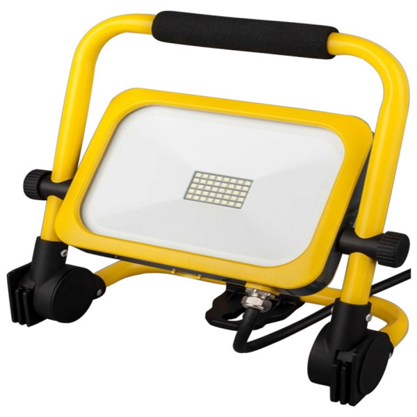 Projecteur LED Slim Chantier Portable Pliable 1600 Lumens