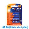 Piles AA LR6 Ultra Alcaline PKCell 1.5V
