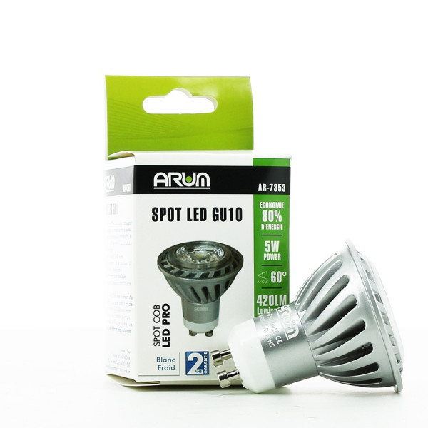 Spot led pro 5W GU10