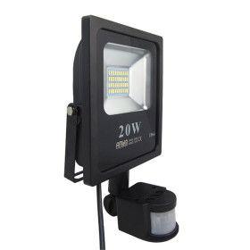 Projecteur LED 20W détecteur de mouvement