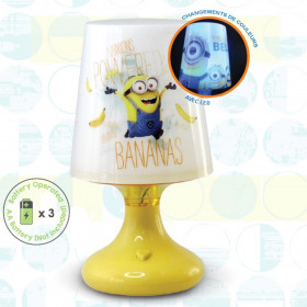 Mini lampe LED MINION
